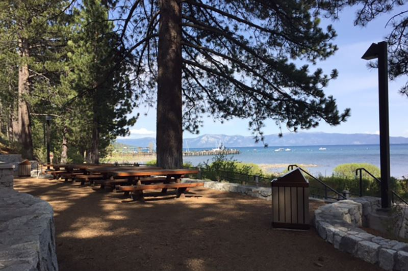 Commons Beach Picnic Area